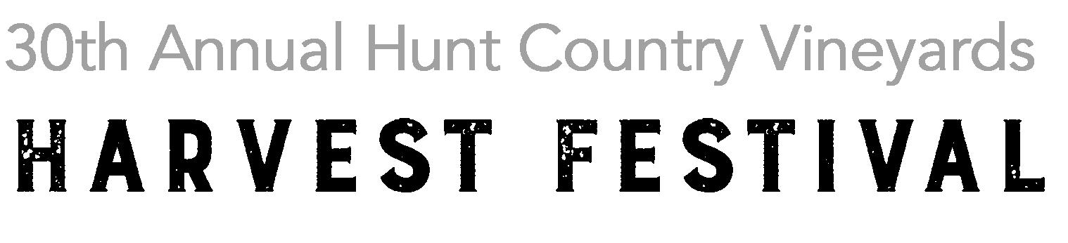 30th Annual Hunt Country Vineyards Harvest Festival
