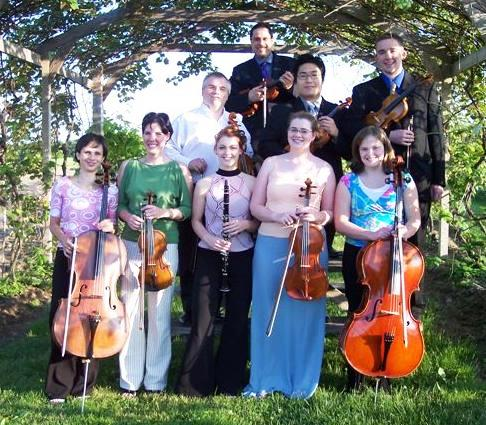 Finger Lakes Chamber Music Festival at Hunt Country Vineyards