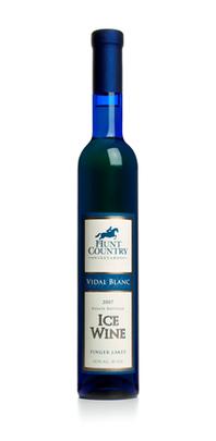 Hunt Country Vineyards Wines Vidal Blanc Ice Wine