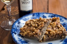 Joyce's Buckwheat Walnut Bars