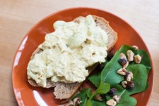 Joyce's Curried Chicken Salad